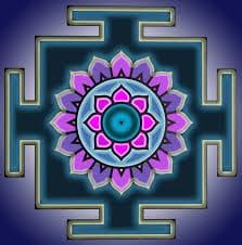 Meditación con Yantras2