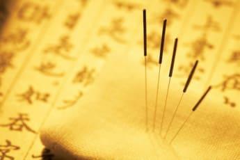 acupuntura para problemas de piel